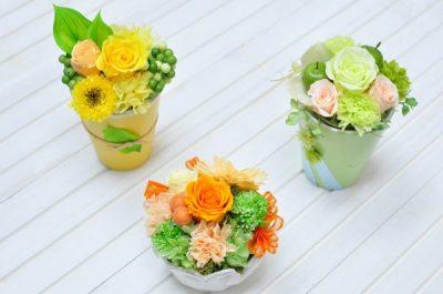 開店お祝いに喜ばれるお花の贈り物