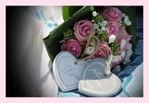 花 ピンクのバラ